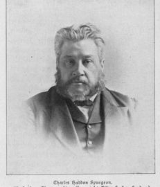 Portrait Spurgeon
