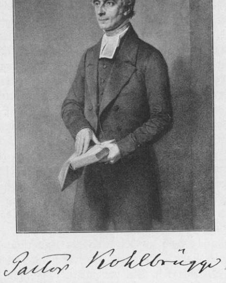 Pastor Kohlbrügge