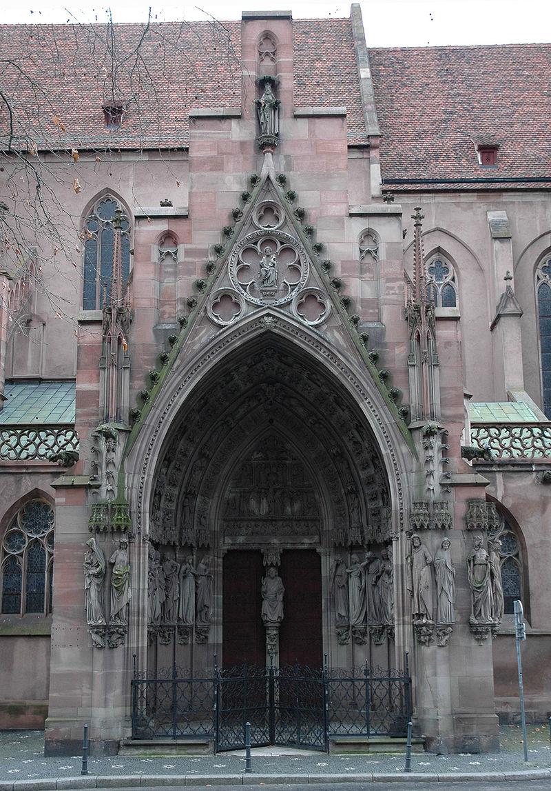 Jung St. Peter, Straßburg